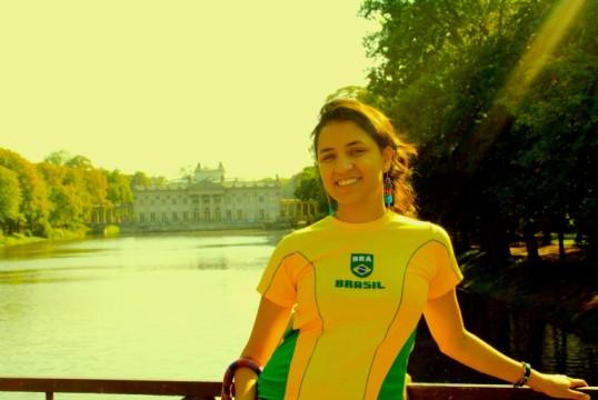 Fernanda Mota, Brazil